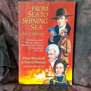 From Sea to Shining Sea For Children History
